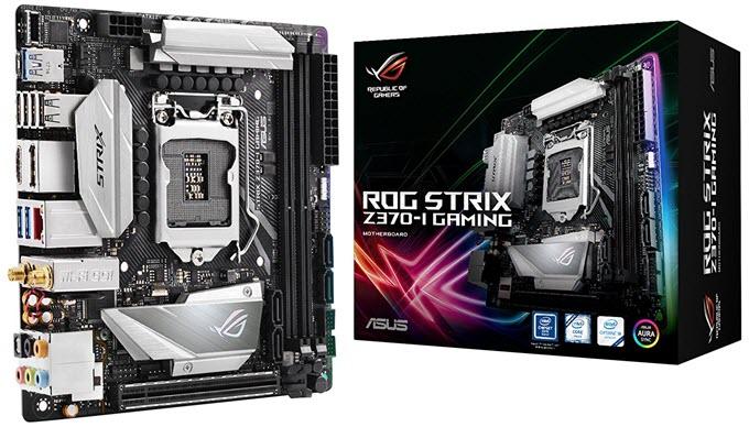 ASUS-ROG-STRIX-Z370-I-GAMING-Mini-ITX-Motherboard