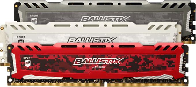 Crucial-Ballistix-Sport-LT-DDR4-RAM