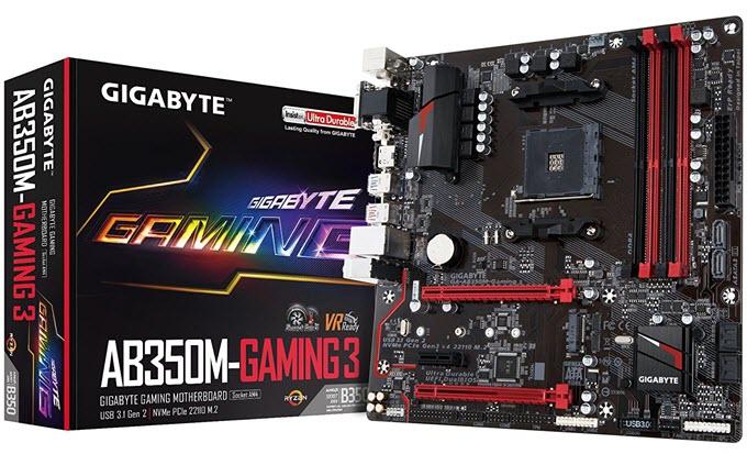 Gigabyte-GA-AB350M-Gaming-3-Motherboard