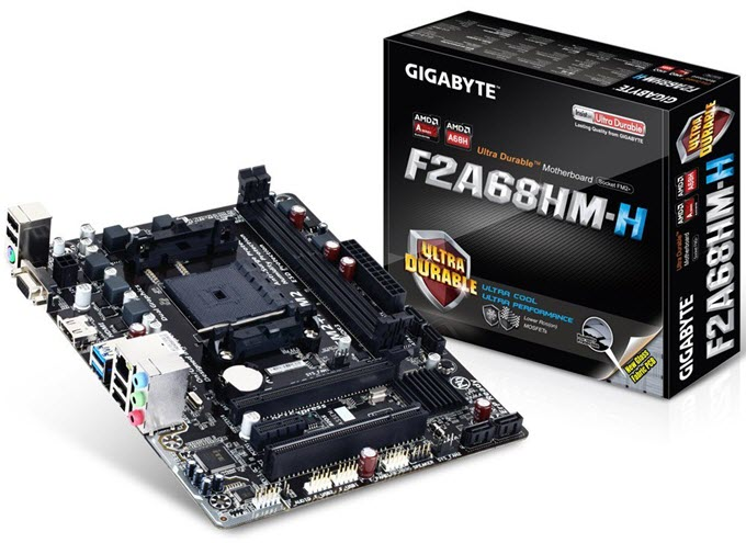 Gigabyte-GA-F2A68HM-H-Motherboard