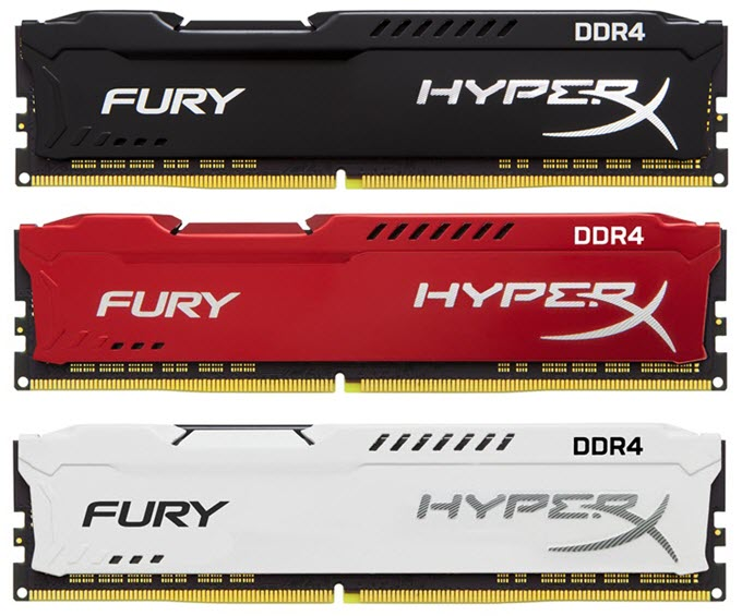 Kingston-HyperX-Fury-DDR4-RAM