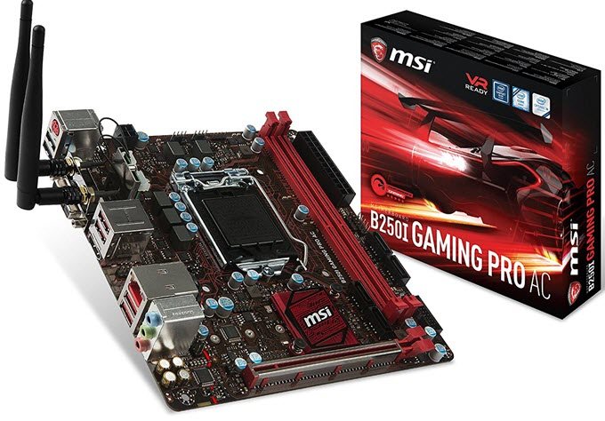 MSI-B250I-GAMING-PRO-AC-Mini-ITX-Motherboard