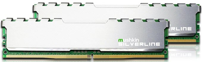 Mushkin-Silverline-DDR4-Memory