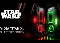 NVIDIA TITAN Xp Collector's Edition for Star Wars Fans Unveiled