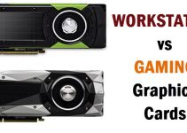 Workstation vs Gaming Graphics Cards Difference