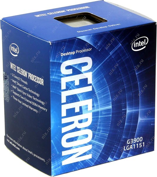 Intel-Celeron-G3900-CPU