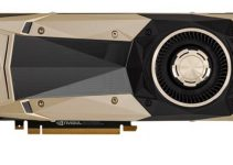 NVIDIA TITAN V – Most Powerful Graphics Card on Volta Architecture