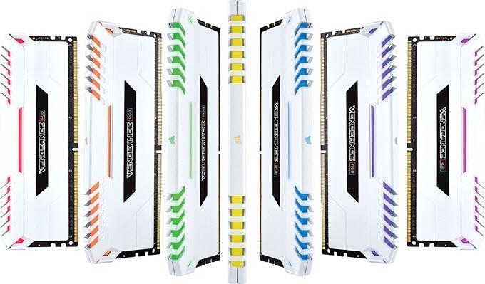 Corsair-Vengeance-RGB-DDR4-RAM-White
