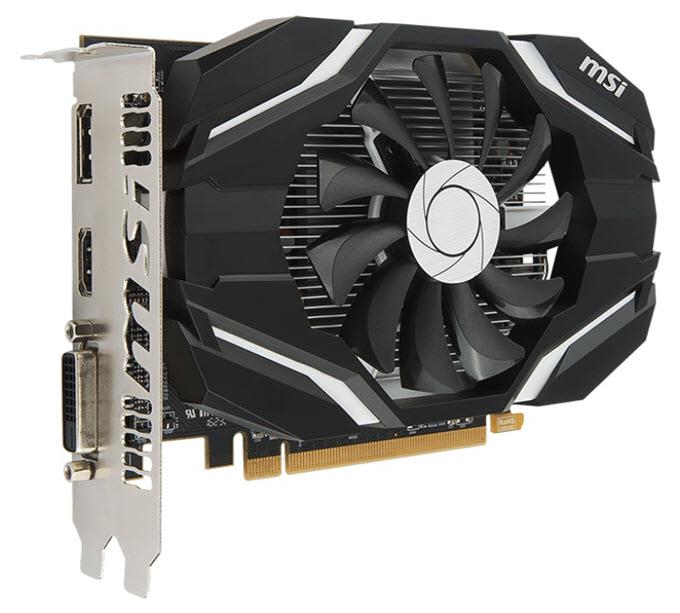 MSI-Radeon-RX-460-2G-OC