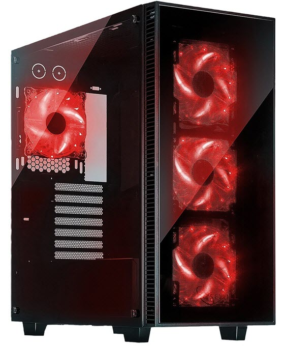 Rosewill-CULLINAN-RED-ATX-Mid-Tower-Gaming-Case