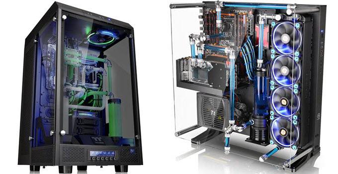 Best Tempered Glass Pc Case To Build Fancy Gaming Pc In 2018