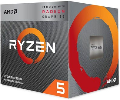 AMD-Ryzen-5-3400G-Processor