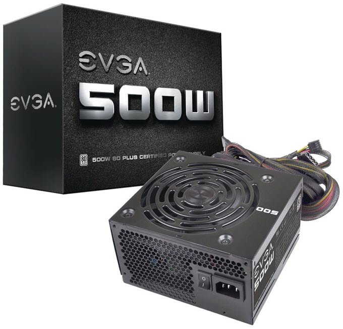 EVGA-500-W1-80-WHITE-Power-Supply