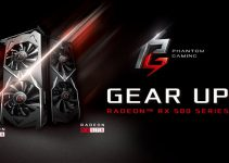 ASRock Phantom Gaming Graphics Cards Details & Specifications