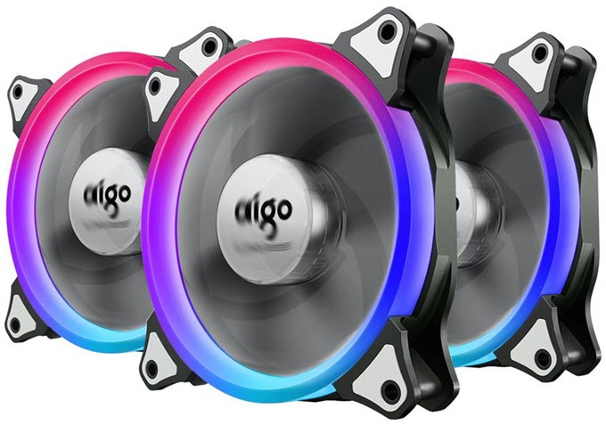 Best Rgb Fans For Gaming Pc In 2019 For Radiators Amp Case
