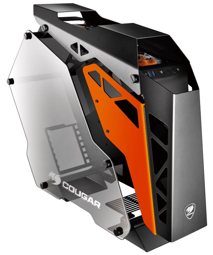 COUGAR-CONQUER-Gaming-Open-Air-PC-Case