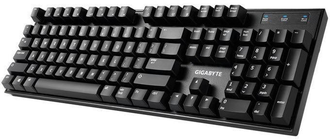 Gigabyte-FORCE-K83-Mechanical-Keyboard