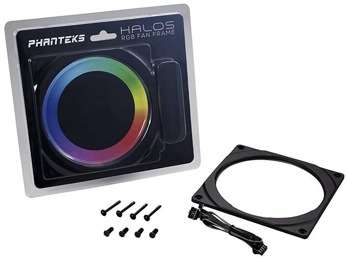 Phanteks-Halos-RGB-Fan-Frame