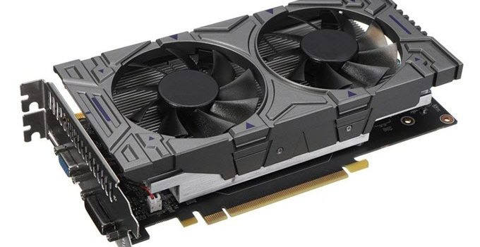Chinese Graphics Card Brands & Identifying Fake Graphics Card
