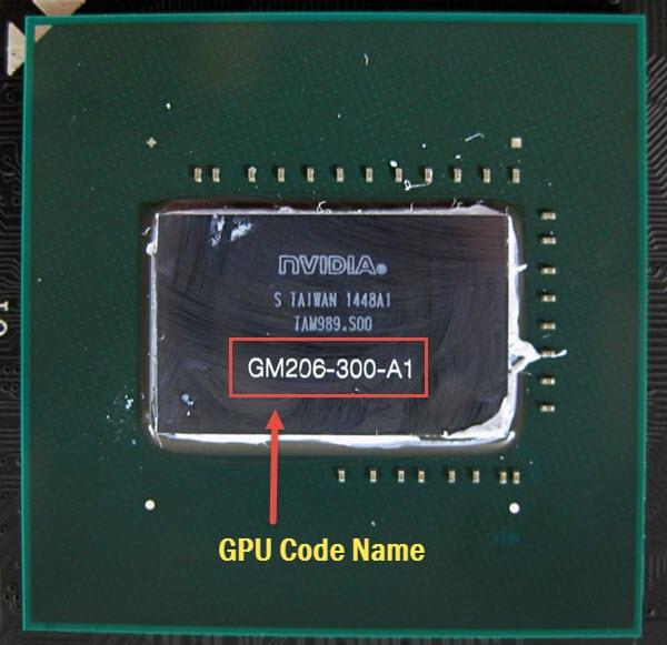 gpu-code-name