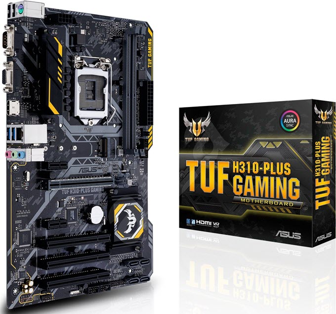 ASUS-TUF-H310-PLUS-GAMING-Motherboard