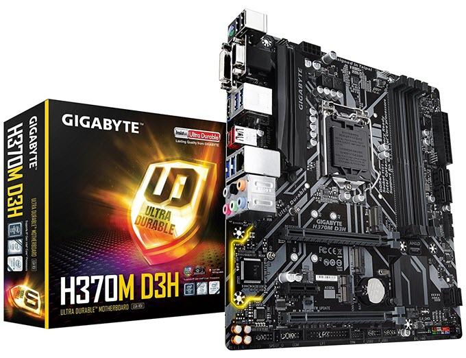 Gigabyte-H370M-D3H-Motherboard