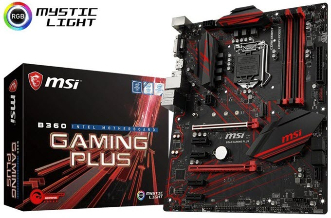 MSI-B360-Gaming-Plus-Motherboard