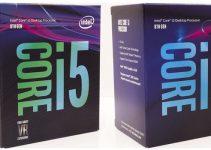 Intel's New 8th Gen Core-i5 & i3 Processors [Budget & Mid-range]