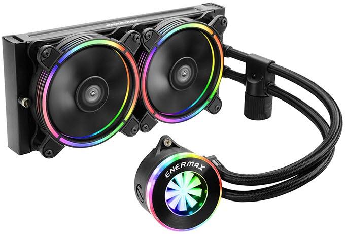 Enermax-LIQFusion-RGB-Liquid-CPU-Cooler