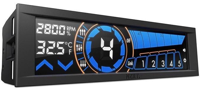 NZXT-Sentry-3-Touch-Screen-Fan-Controller