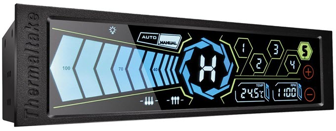 Thermaltake-Commander-FT-–-Touchscreen-Fan-Controller
