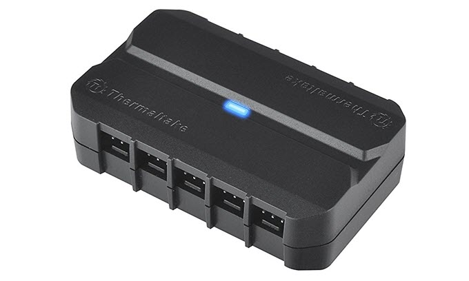 Thermaltake-Commander-FX-10-Port-Fan-Hub
