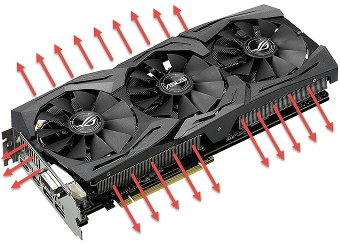 ASUS-ROG-Strix-GeForce-GTX-1080-open-air-fan-cooler