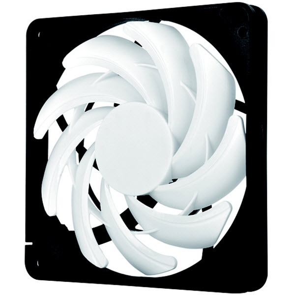 SilverStone-FN123-Slim-120mm-Fan