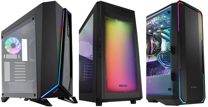 Best RGB PC Case for Building RGB Gaming PC in 2019