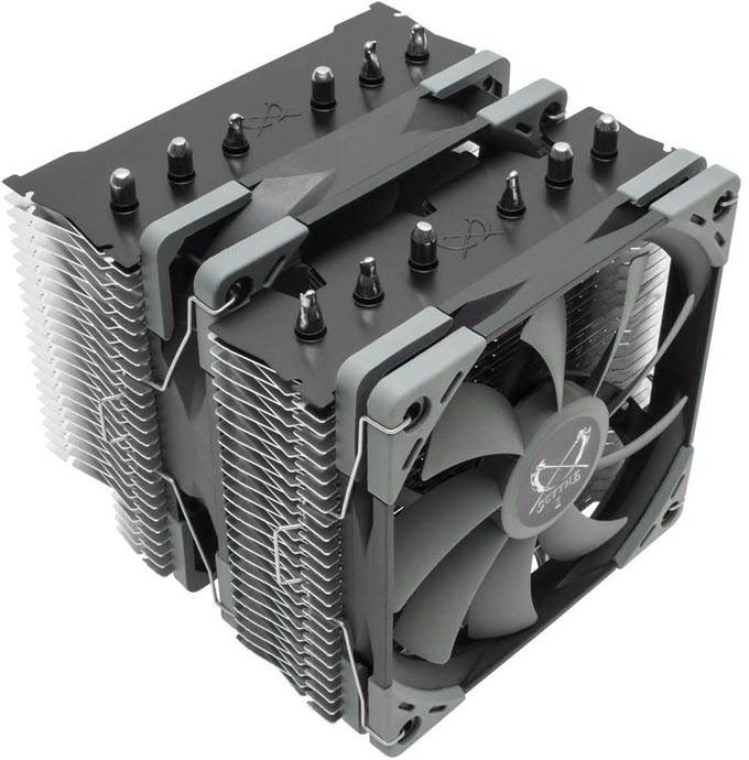 Scythe-Fuma-2-Twin-Tower-CPU-Cooler
