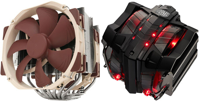 Best Dual Tower CPU Air Cooler for Overclocking & Gaming in 2021