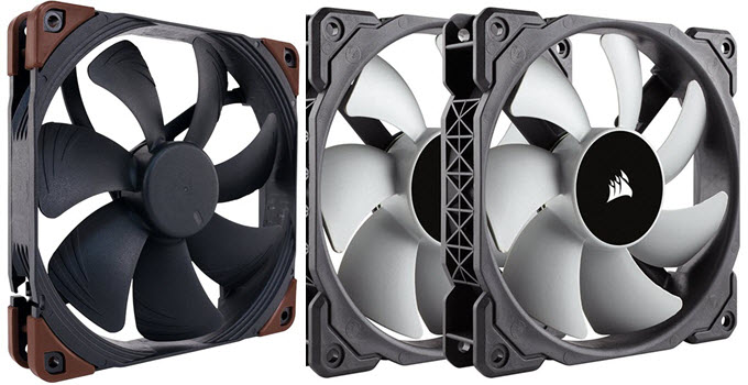 Best Static Pressure Fan for Radiator, Heatsink in 2019