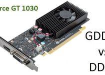 GeForce GT 1030 GDDR5 vs DDR4 Comparison & Benchmarks