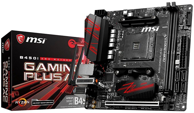 MSI-B450I-GAMING-PLUS-AC-Motherboard