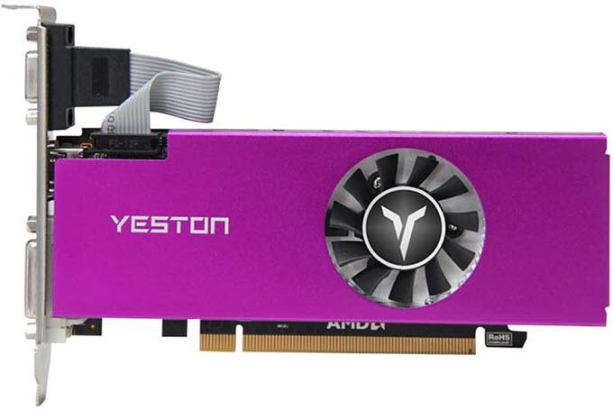 Yeston-AMD-Radeon-RX560D-4GD5-LP