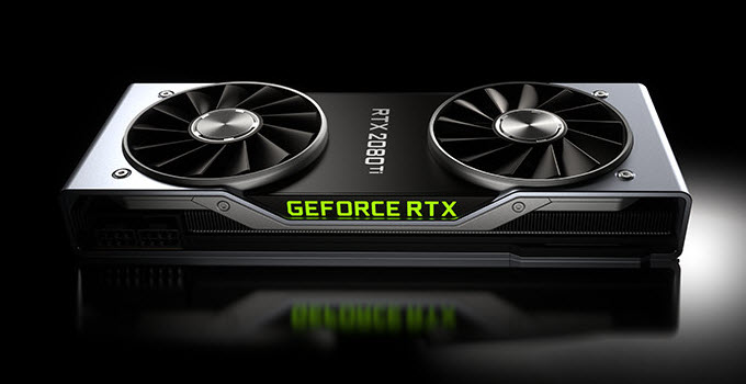 GeForce RTX 2080 Ti, RTX 2080, RTX 2070 Specifications & Details