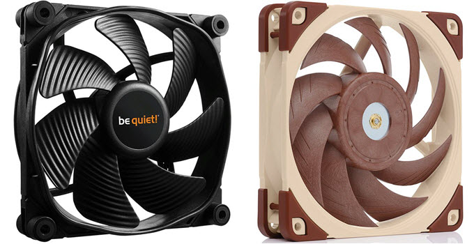 Miraculous Best Quiet Case Fan For Silent Pc In 2019 120Mm 140Mm Beutiful Home Inspiration Aditmahrainfo