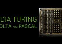 Nvidia Turing vs Volta v Pascal GPU Architecture Comparison