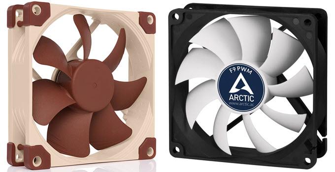 Best 92mm Fan for PC, Server Case & CPU Heatsinks in 2021