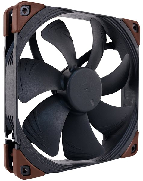 Best High Airflow Fan for PC Case [High CFM Fan 120mm / 140mm]