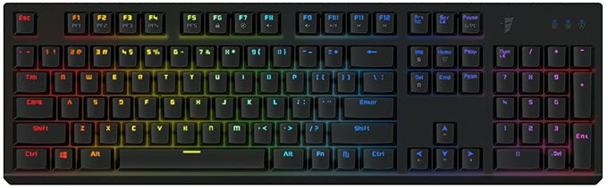 Tesoro-Gram-Spectrum-Low-Profile-Mechanical-Keyboard