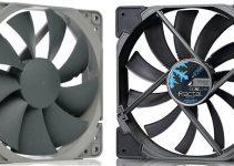 Best High Airflow Fan for PC Case [High CFM Fan 120mm / 140mm]