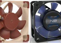 Best 60mm & 40mm Fan for PC Case, Heatsink, 3D Printer [2021 List]