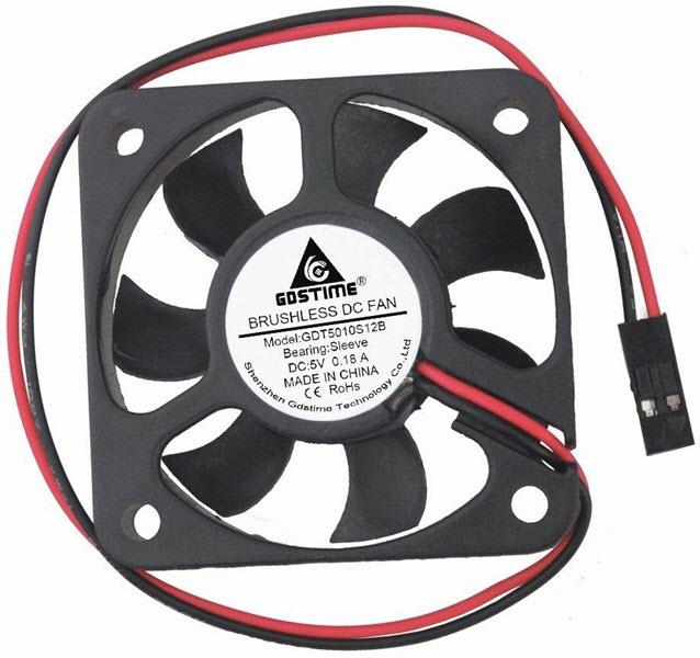 GDSTIME-5-Volt-50x10mm-Fan